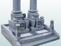 和墓 両家墓
