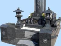 和洋デザインのお墓