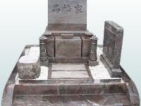 どっしりと安定感を求めたデザイン墓